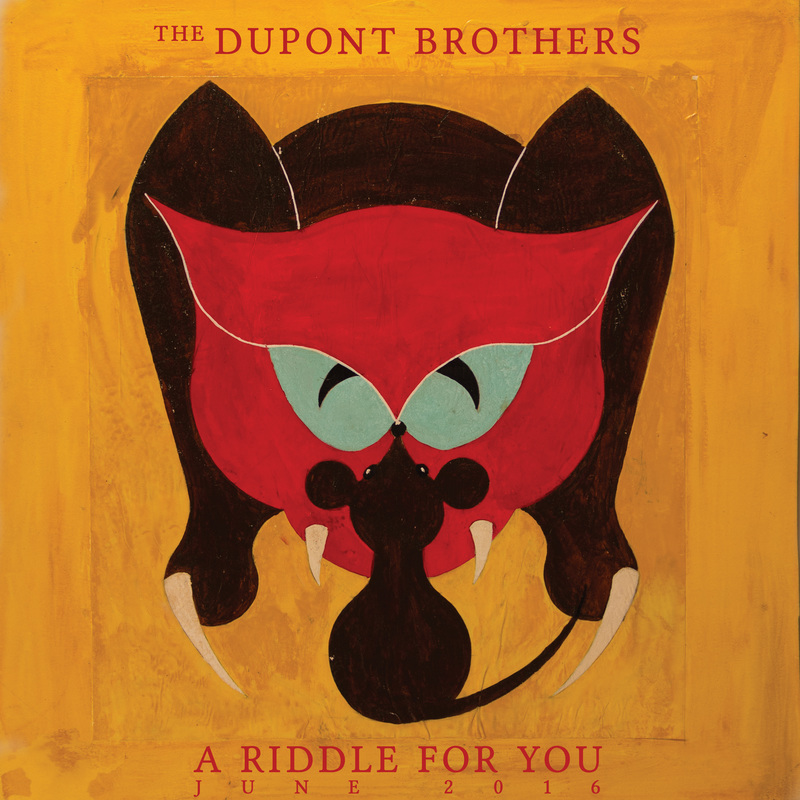 The DuPont Brothers Announce 2nd Album