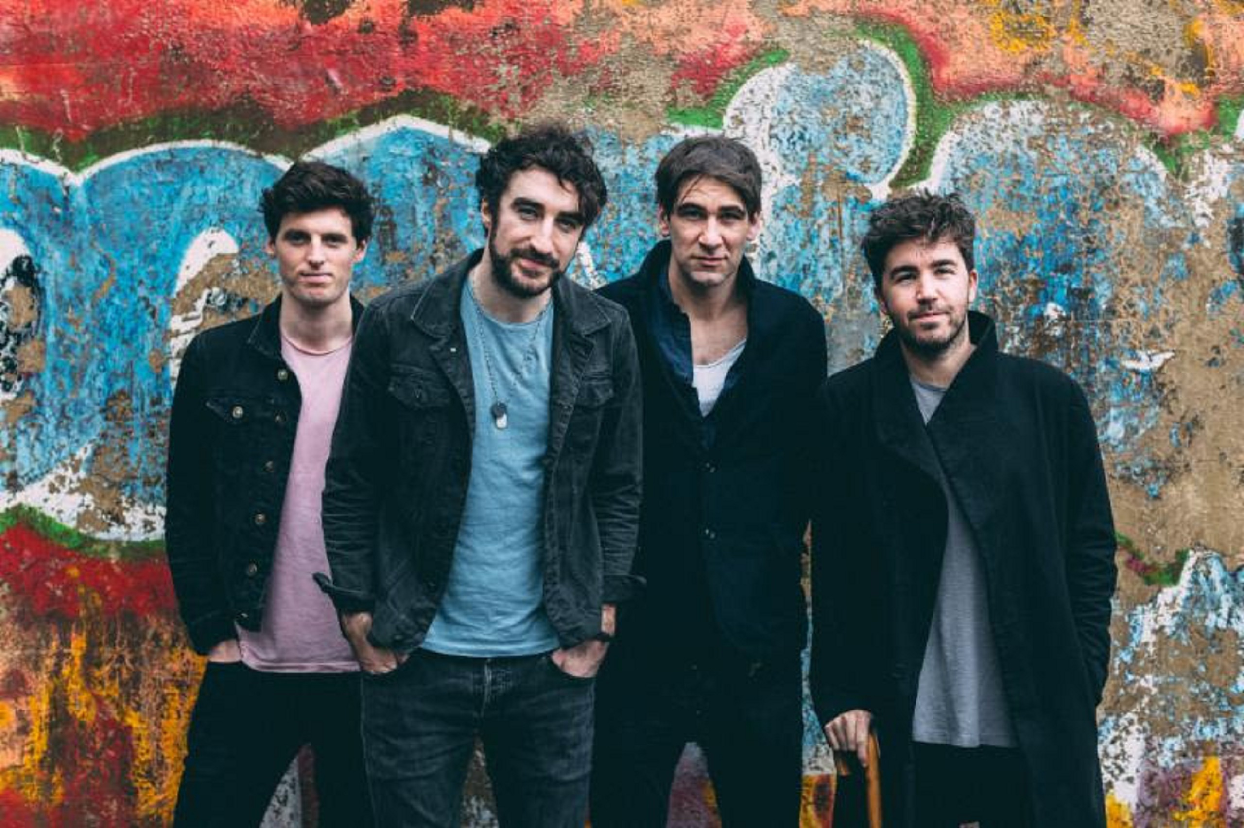 The Coronas' 2018 North American Tour Expands to Include Major Festivals and Fall Shows