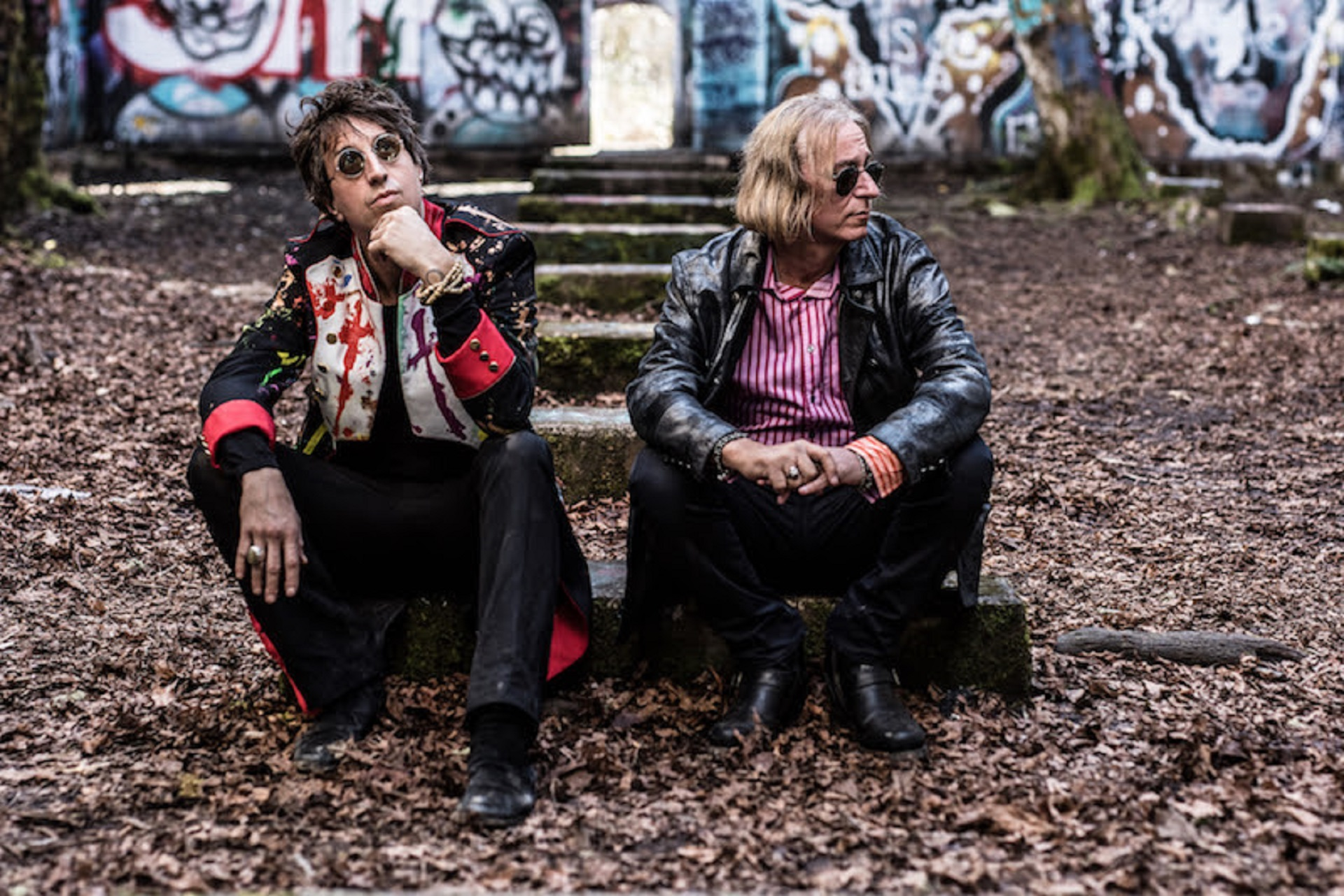 Joseph Arthur & Peter Buck of R.E.M to Release Debut Album