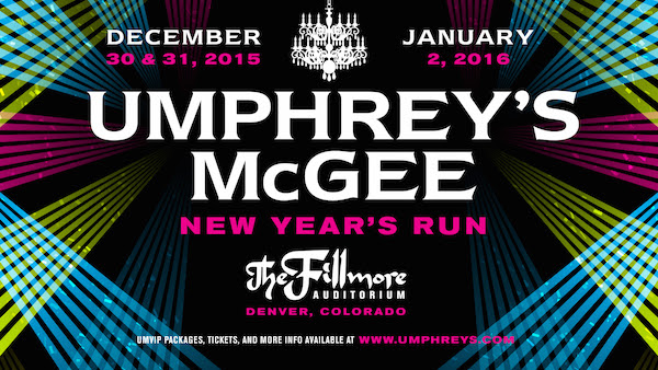 Umphrey's NYE Pre-Sale Happening Now