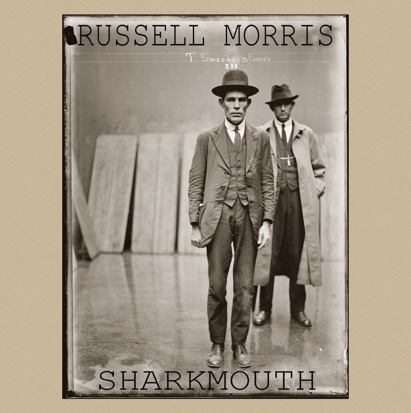 Russell Morris' Sharkmouth Streets 9/30/16