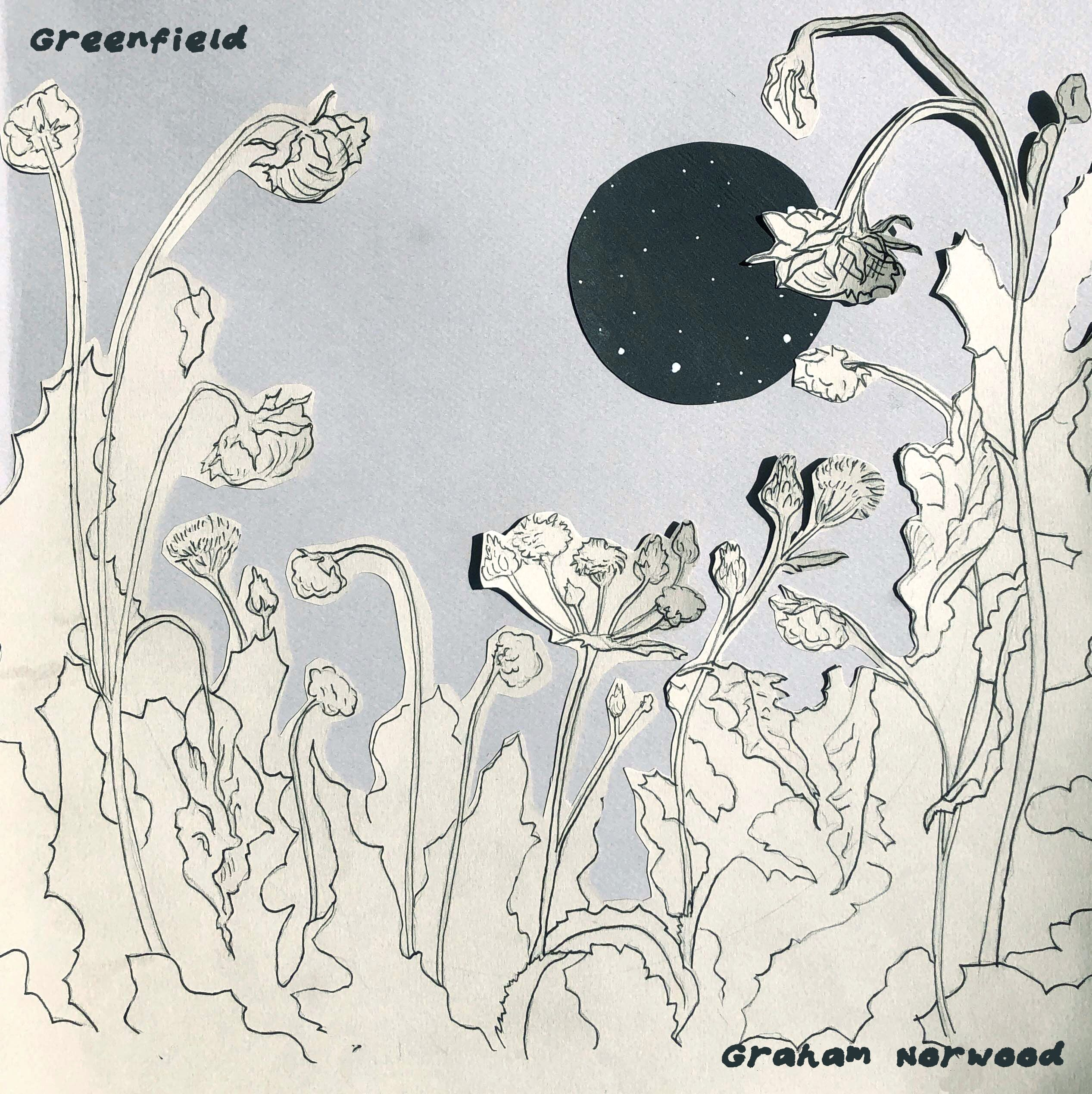 "Graham Norwood Releases New Single ""Greenfield"""