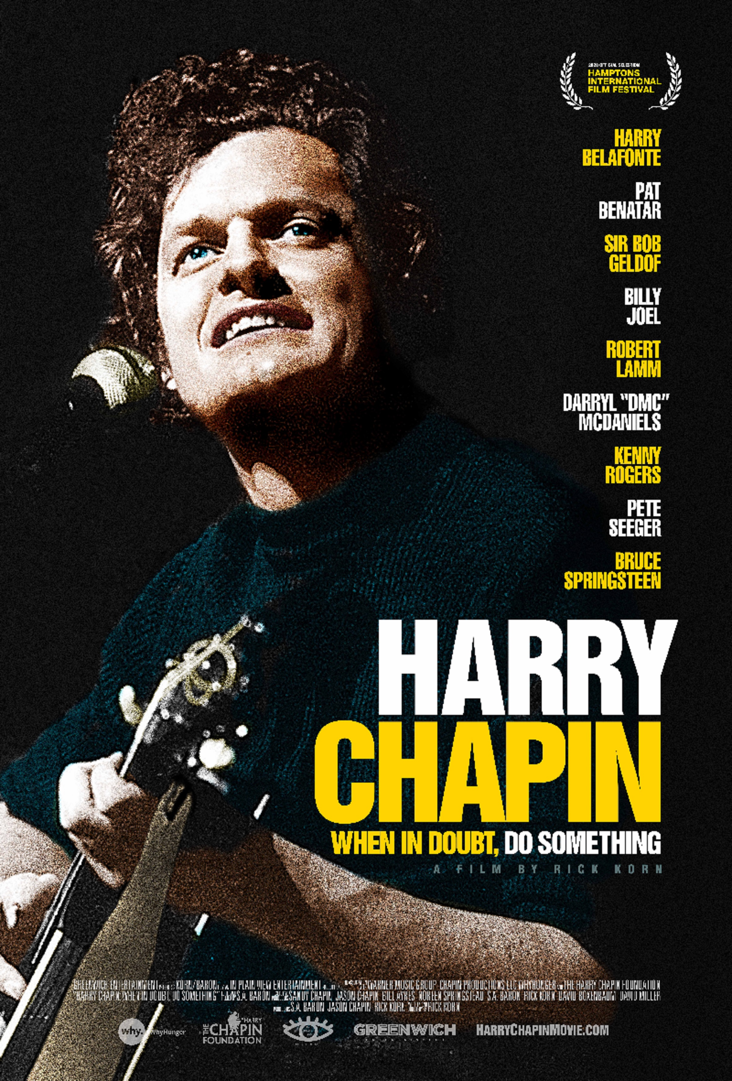 New Documentary 'Harry Chapin: When In Doubt, Do Something' Explores The Life, Music And Activism Of A Legendary Songwriter