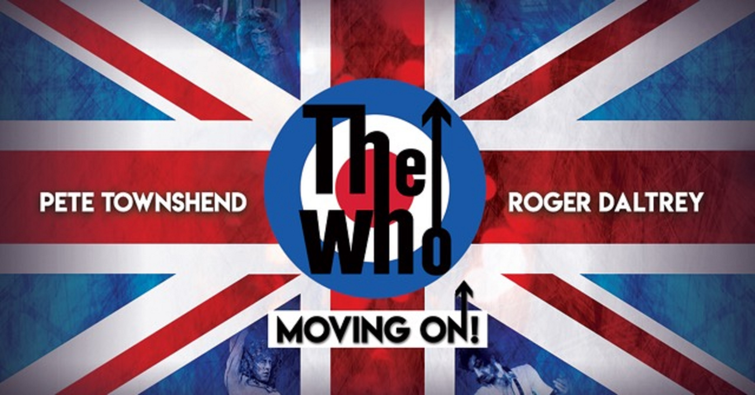 THE WHO announces 2019 MOVING ON! TOUR