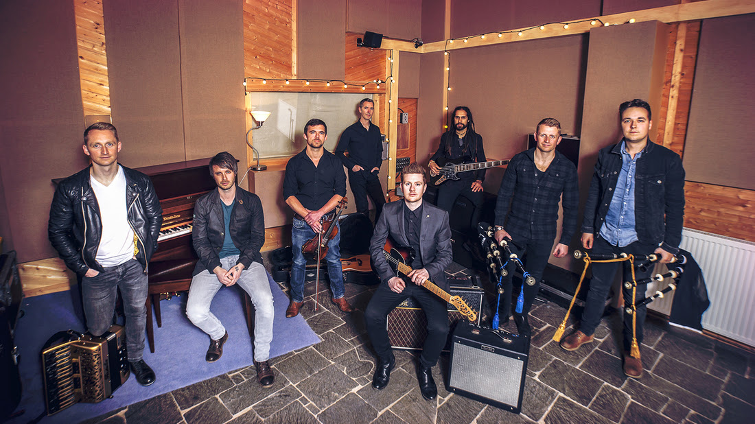 Skerryvore to perform at the Soiled Dove