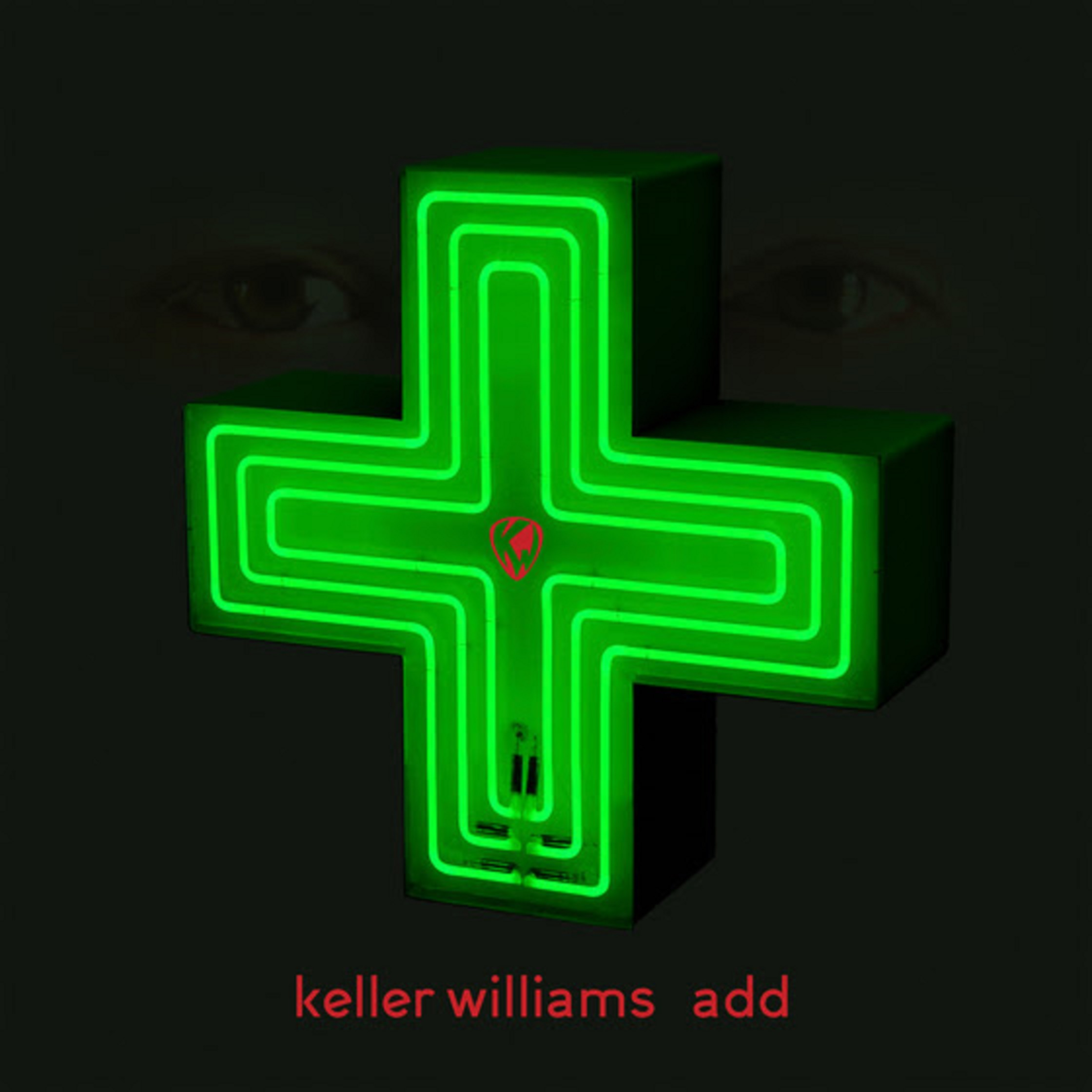 "Keller Williams Announces New Album ""Add"" Out May 31"