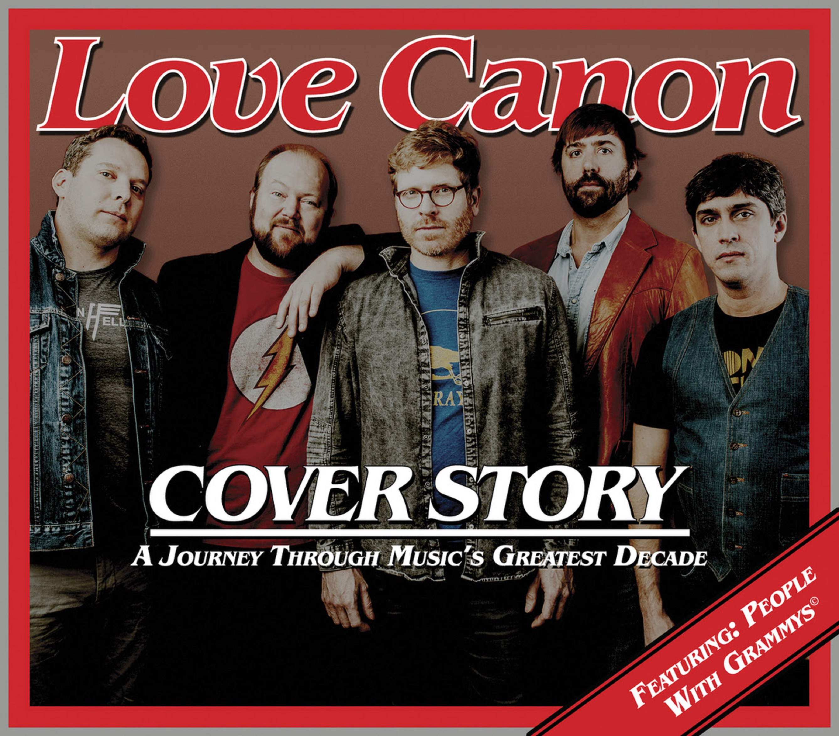 Love Canon's 'Cover Story' Out 7/13