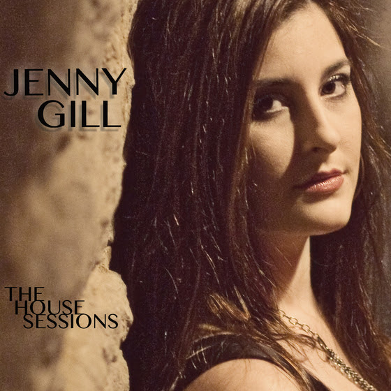 Jenny Gill Releases The House Sessions 2/17