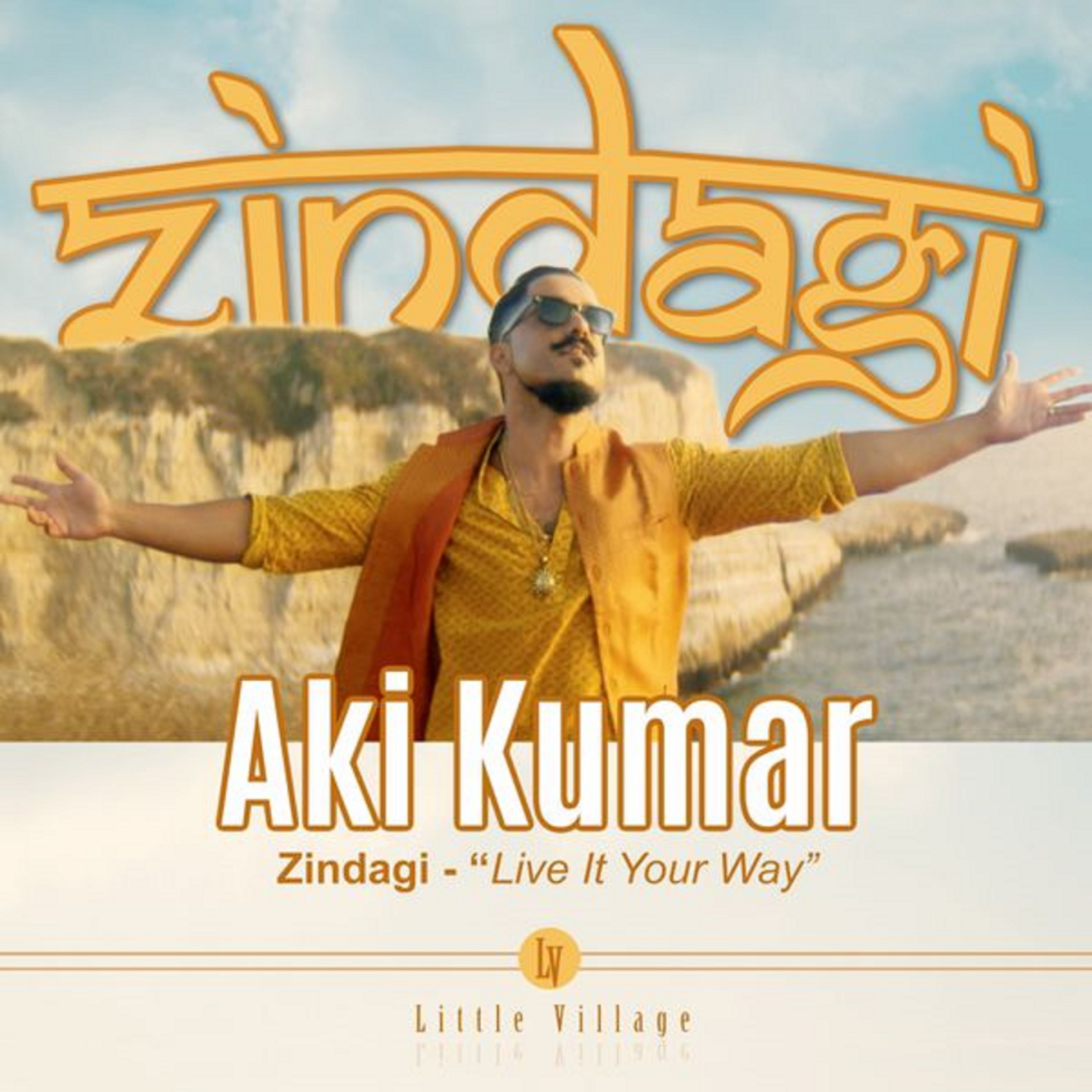 "Aki Kumar releases new video, ""Zindagi"""