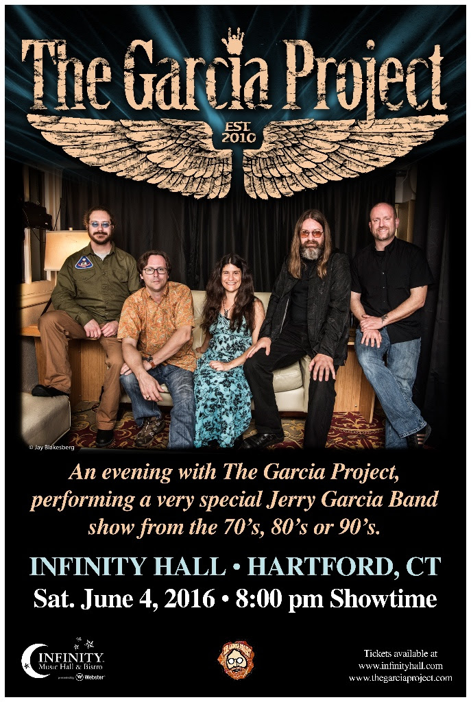 The Garcia Project in Hartford CT on June 4