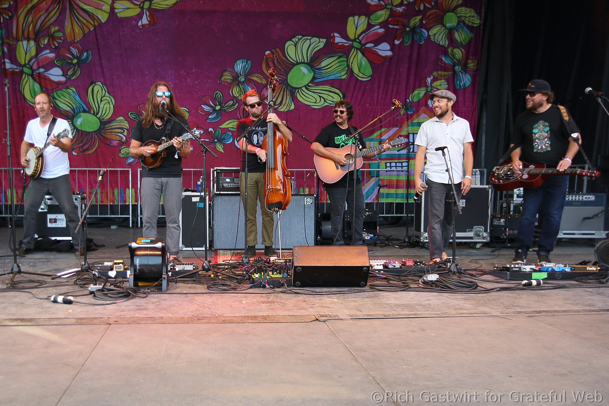 Ryan Montbleau with GSBG | Levitate Music and Arts Festival