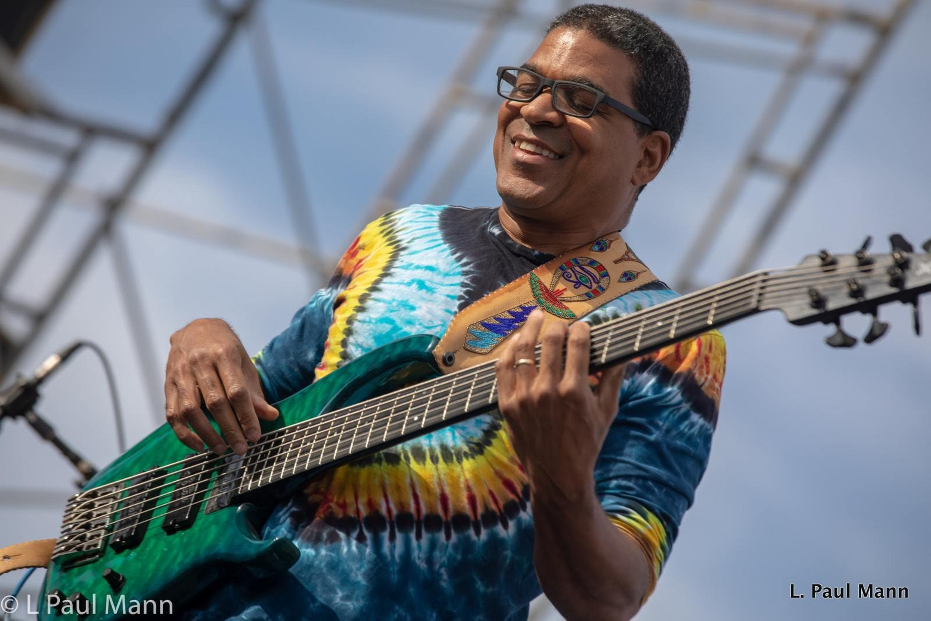 Oteil Burbridge will be a Sunday highlight
