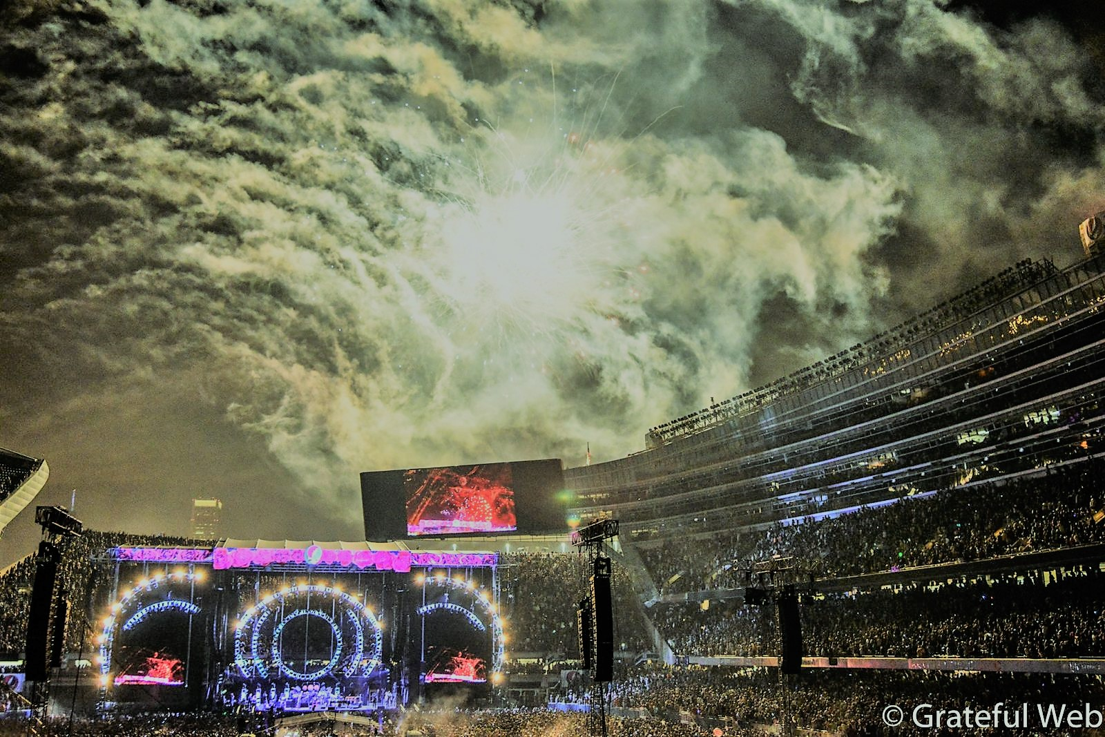 GD 50 | Soldier Field | 7/4/2015