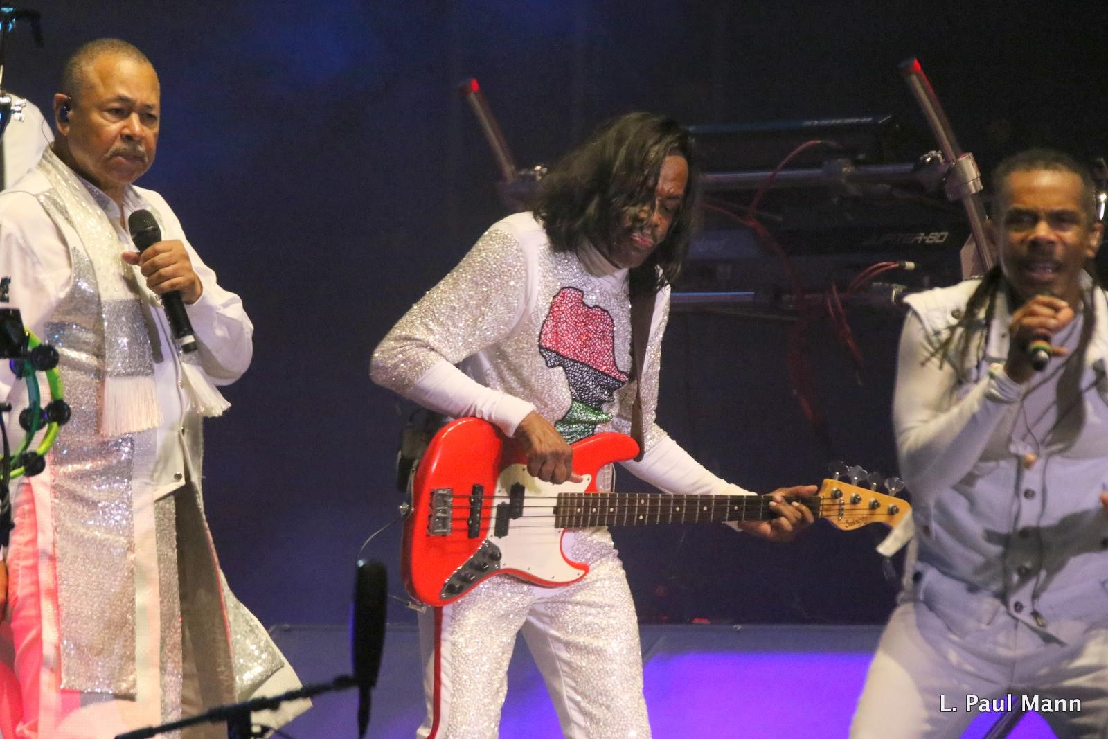 Earth, Wind & Fire | KAABOO Del Mar