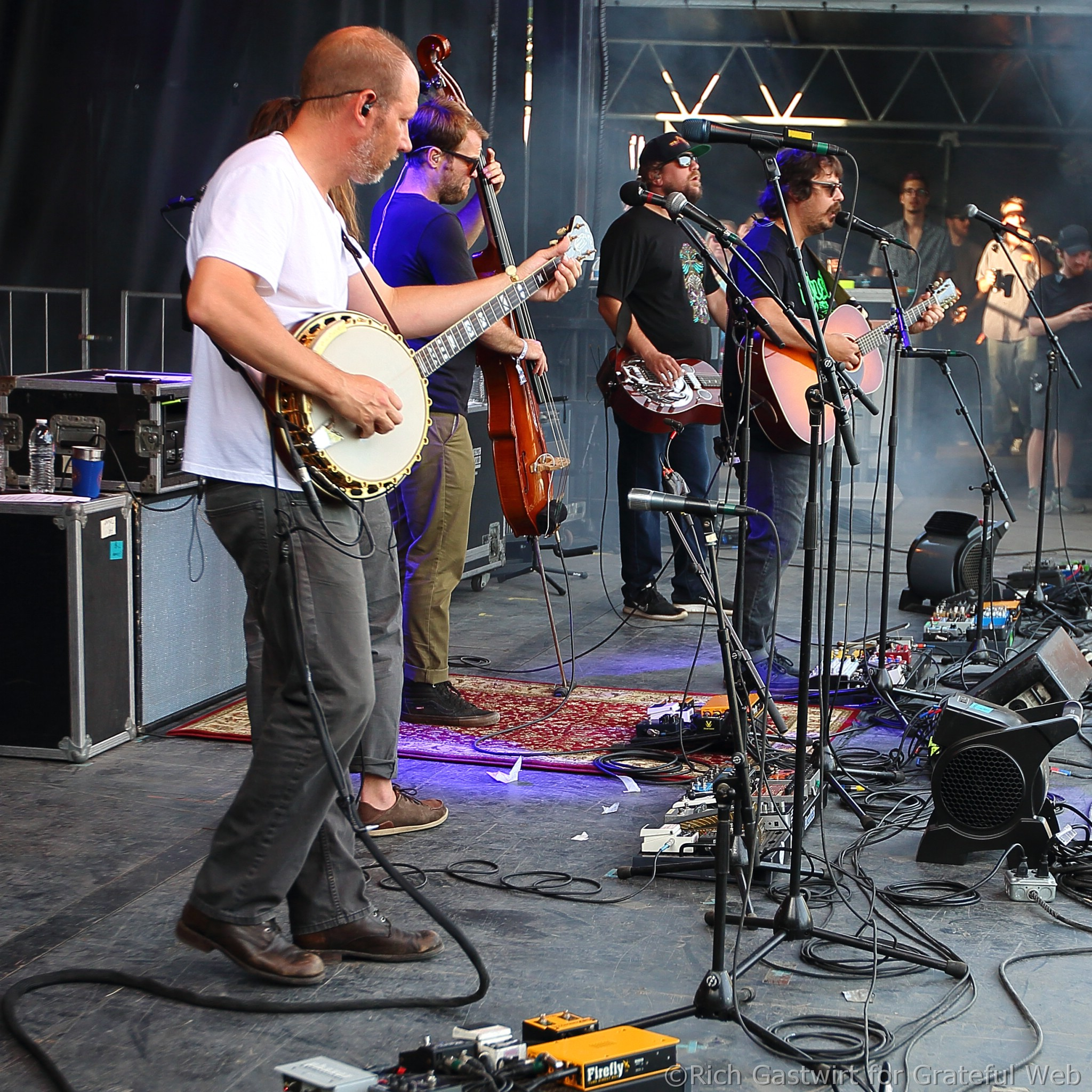 Greensky Bluegrass | Levitate Music and Arts Festival