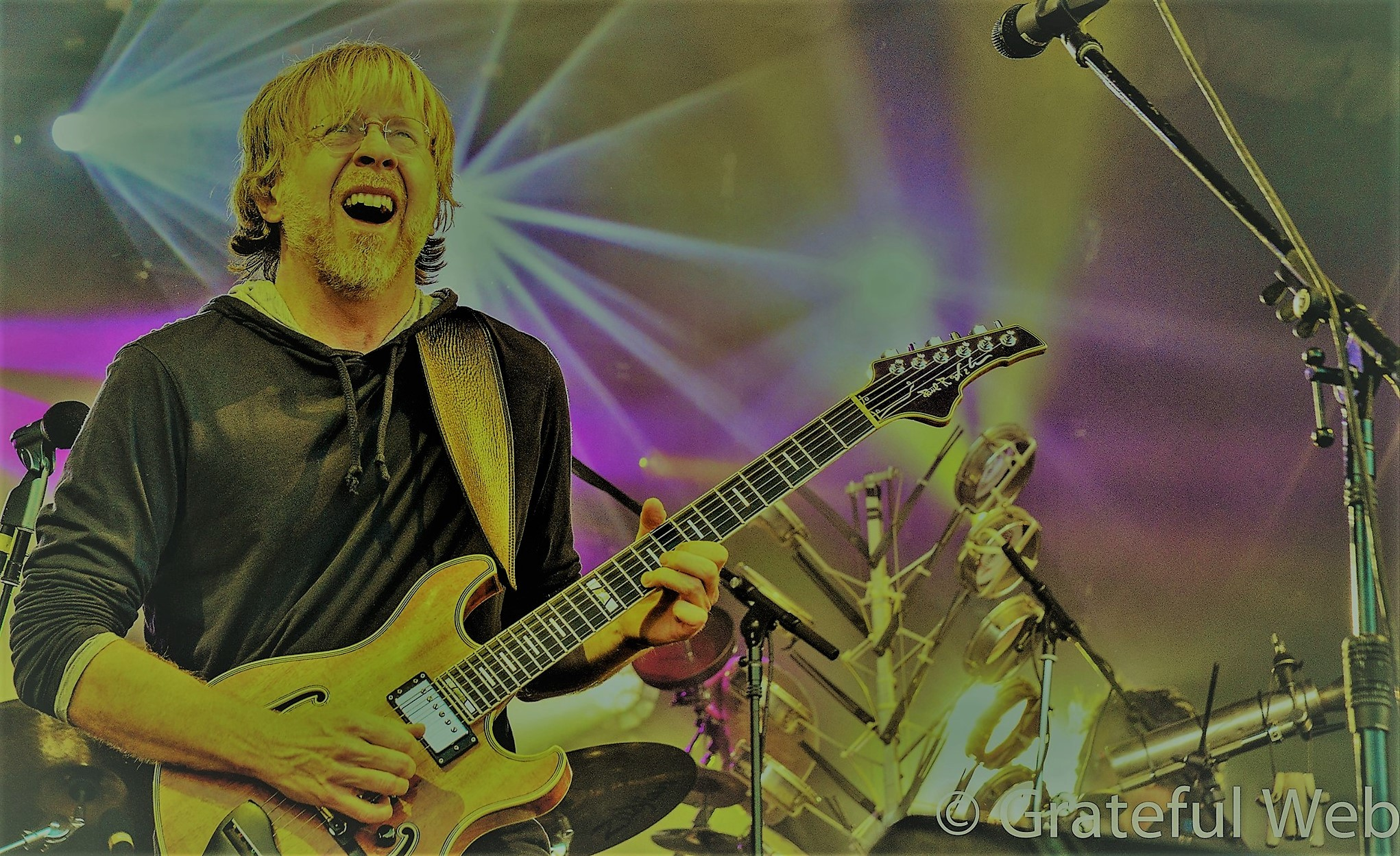 Trey and TTB will headline Saturday night
