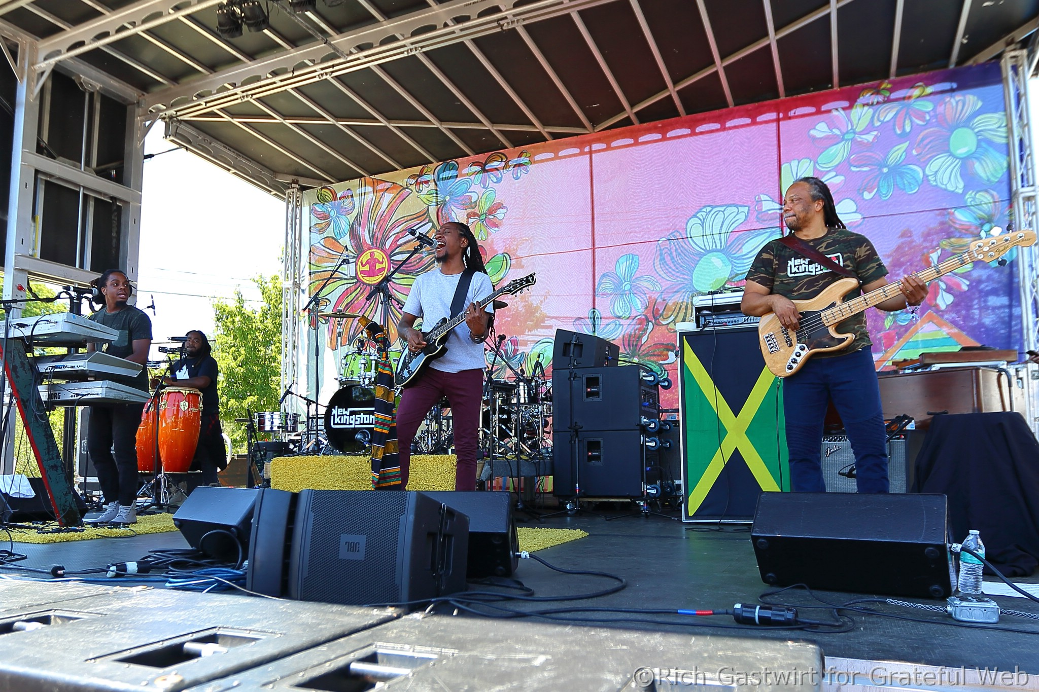 New Kingston | Levitate Music and Arts Festival