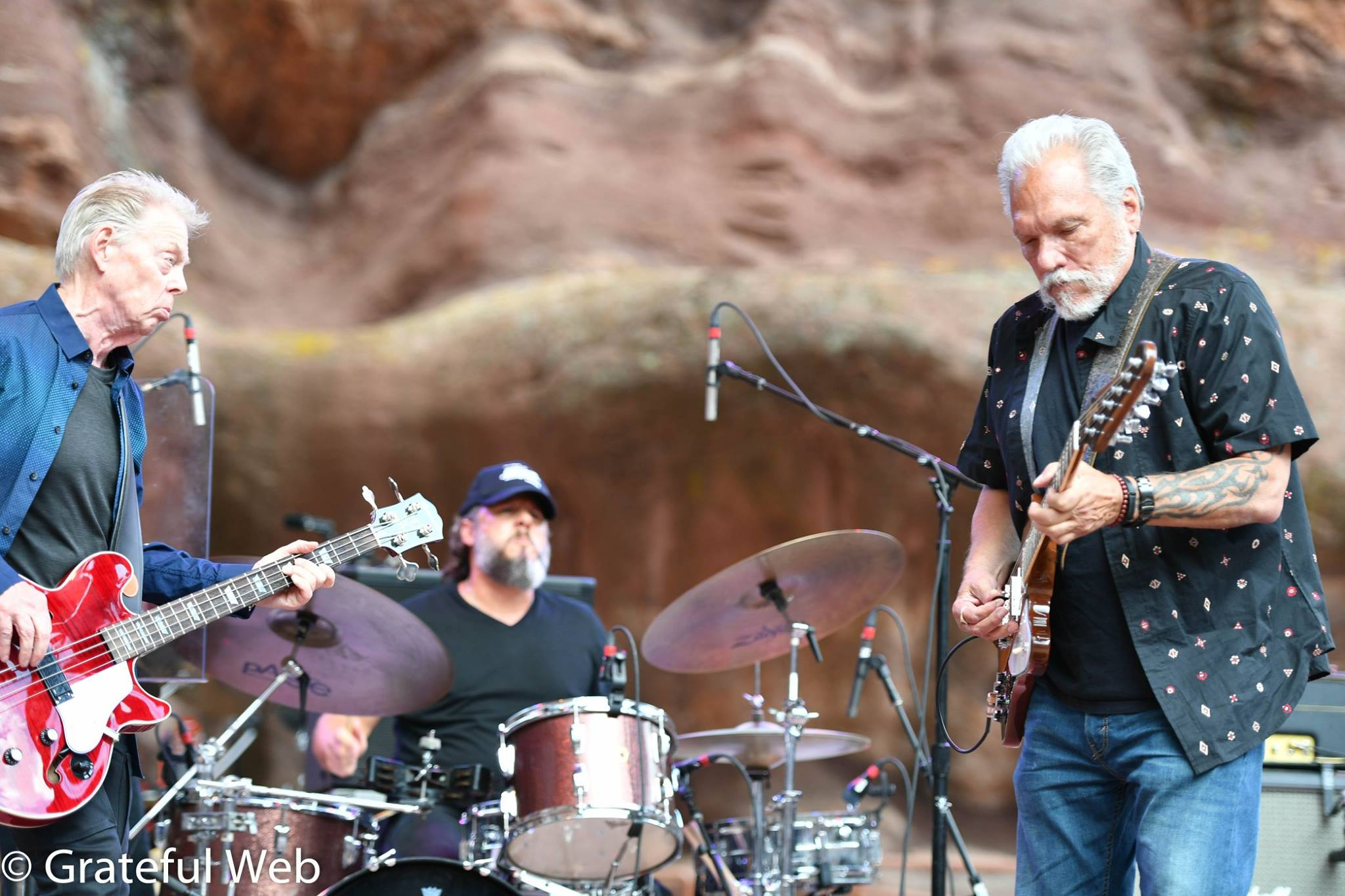 Hot Tuna will open up at Red Rocks this year!