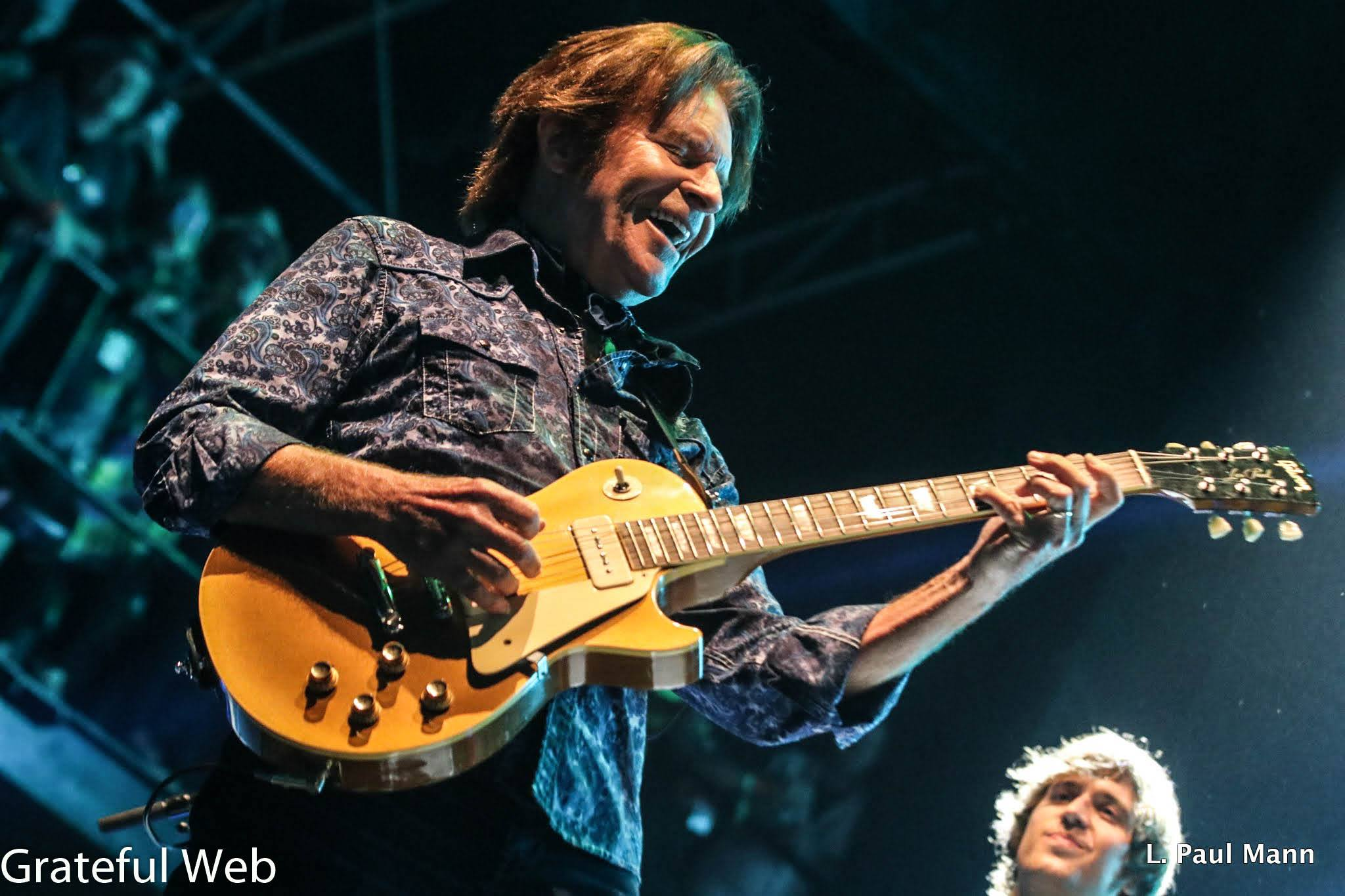 John Forgerty will play Bourbon and Beyond