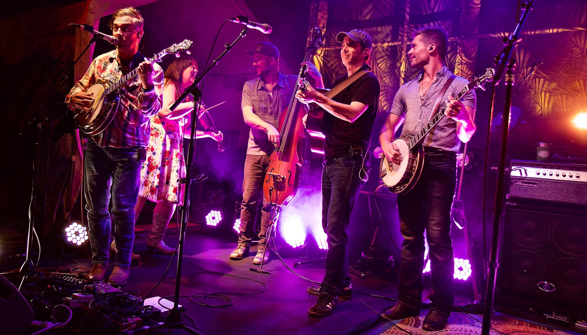 Yonder Mountain String Band @ The Mish