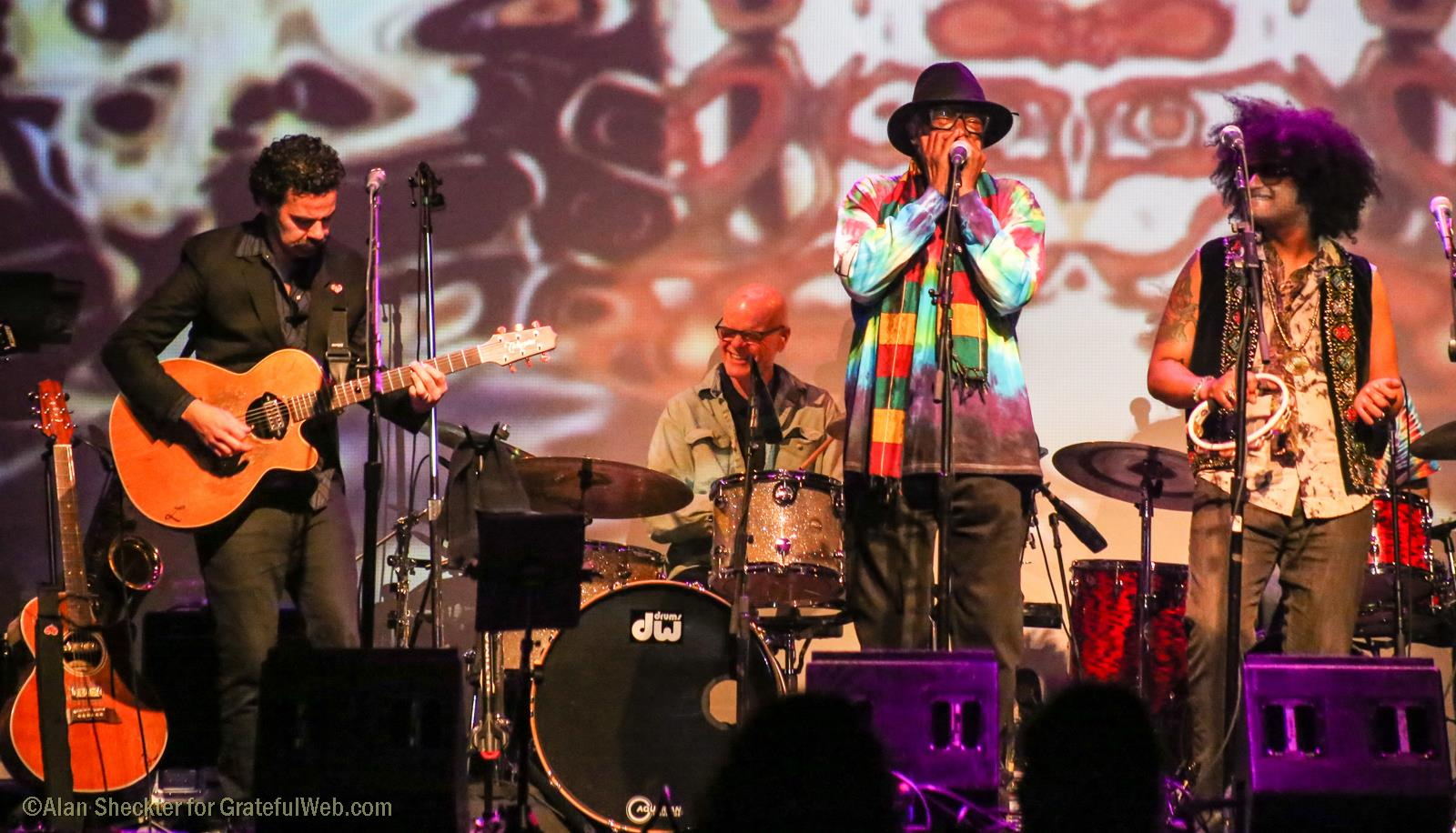 Lebo with Lester and Dylan Chambers | The Fillmore