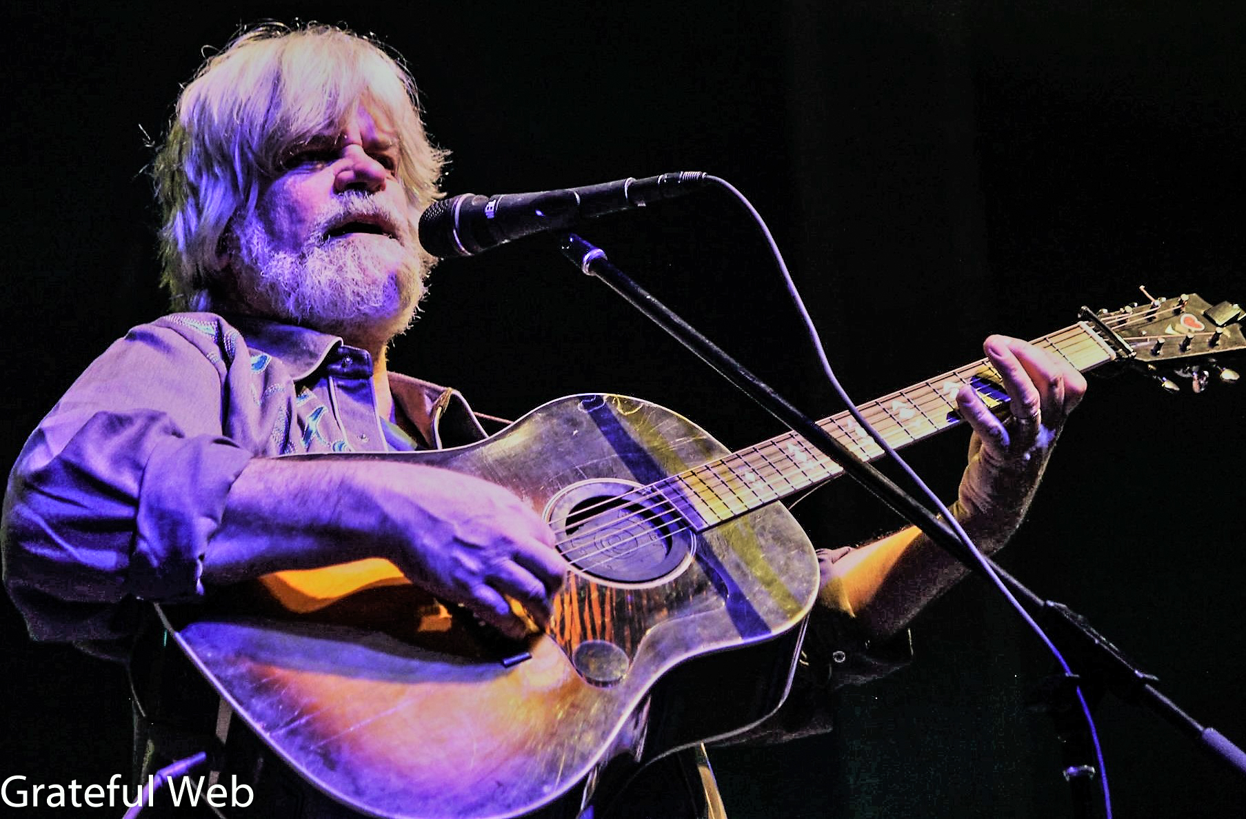 Vince Herman | Leftover Salmon | The UC Theatre