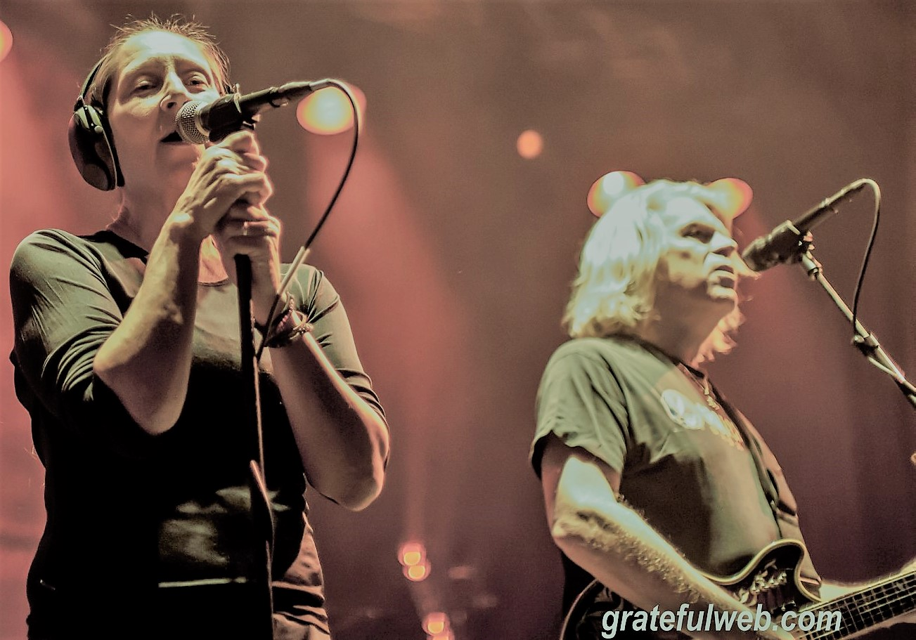 Lisa Mackey & Rob Eaton | Dark Star Orchestra