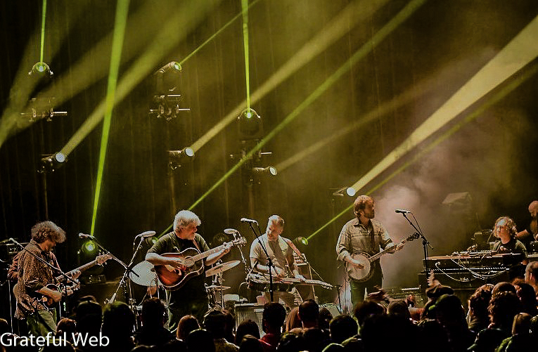 Leftover Salmon with Andy Hall | Park West Chicago
