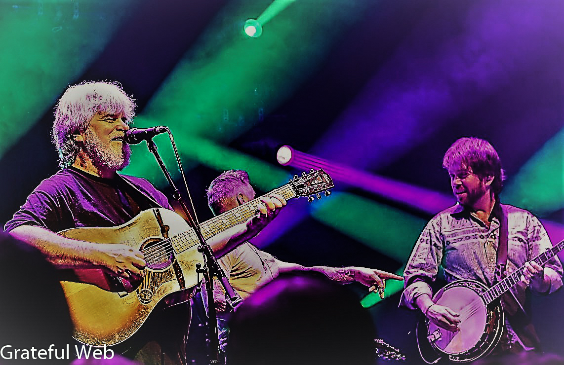 Vince Herman & Andy Thorn | Leftover Salmon