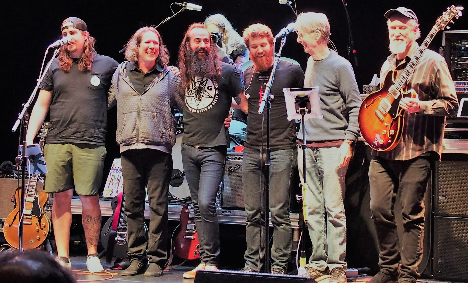 Phil Lesh and the Terrapin Family Band with special guest John Scofield | Port Chester, New York | March 15th, 2018