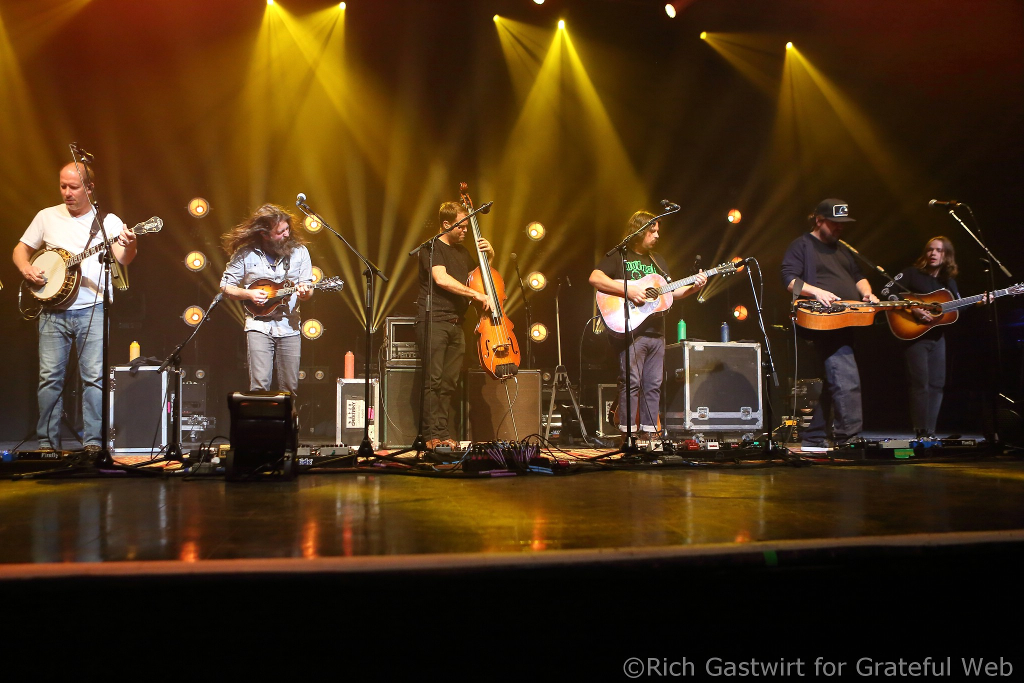Greensky with Billy Strings | Boston, MA