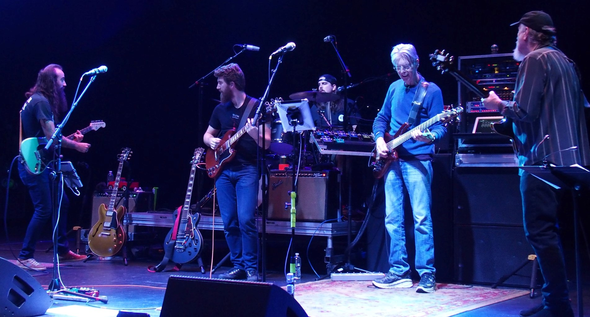 Phil Lesh and the Terrapin Family Band with special guest John Scofield
