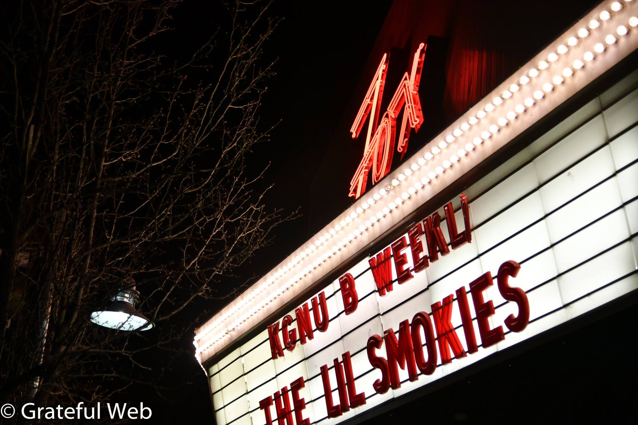 The Lil' Smokies | The Fox Theater | Boulder, CO