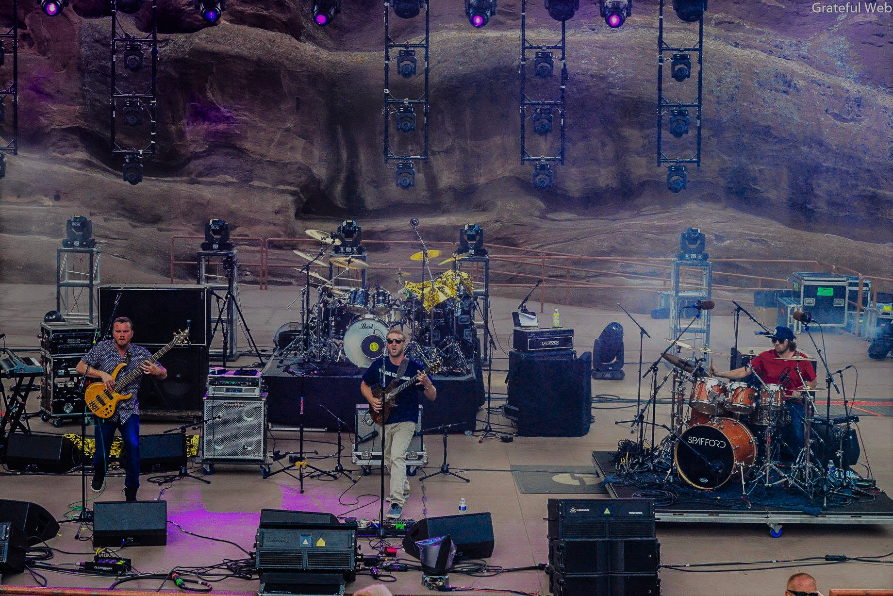 Spafford | Red Rocks Amphitheatre