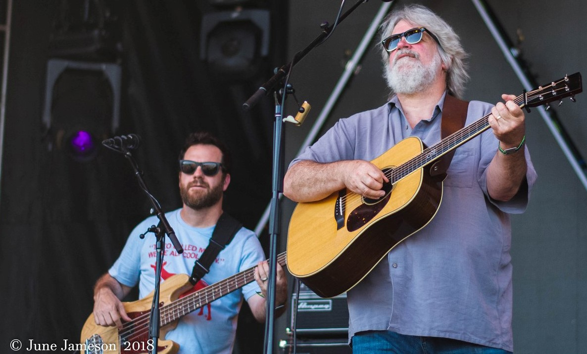 Greg and Vince | Leftover Salmon