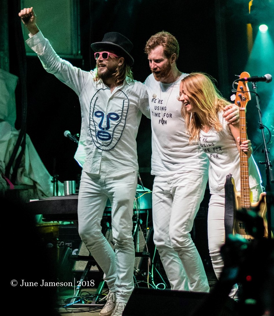 Marco Benevento and is band @ Summer Camp