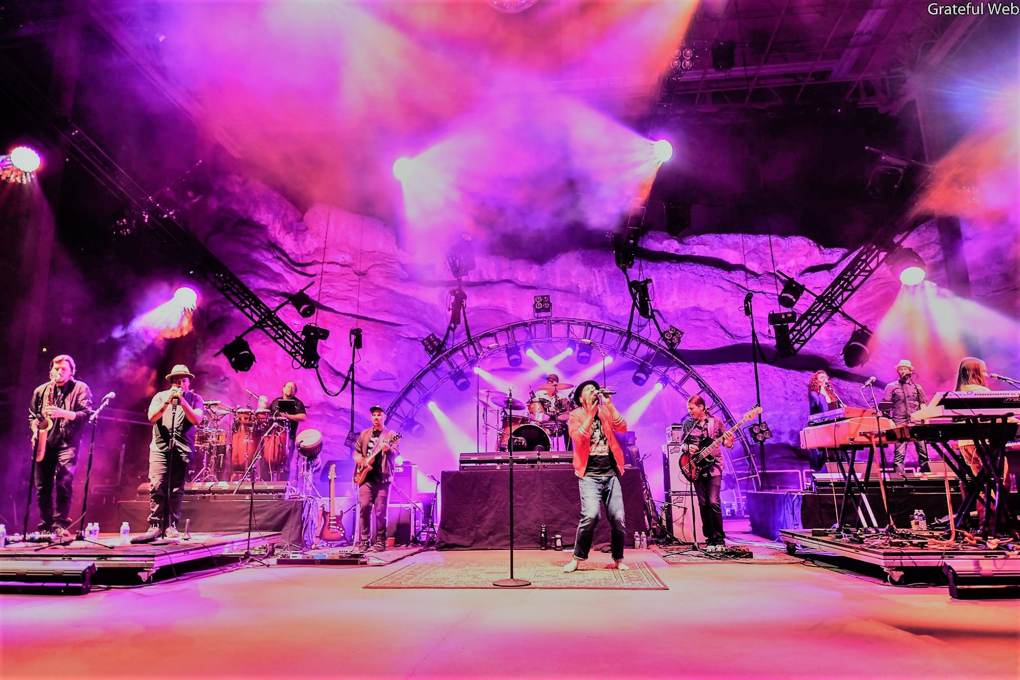 The Motet with Jason Hann | Red Rocks Amphitheatre
