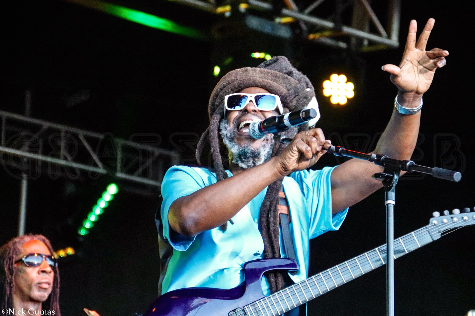 Steel Pulse | Cali Roots