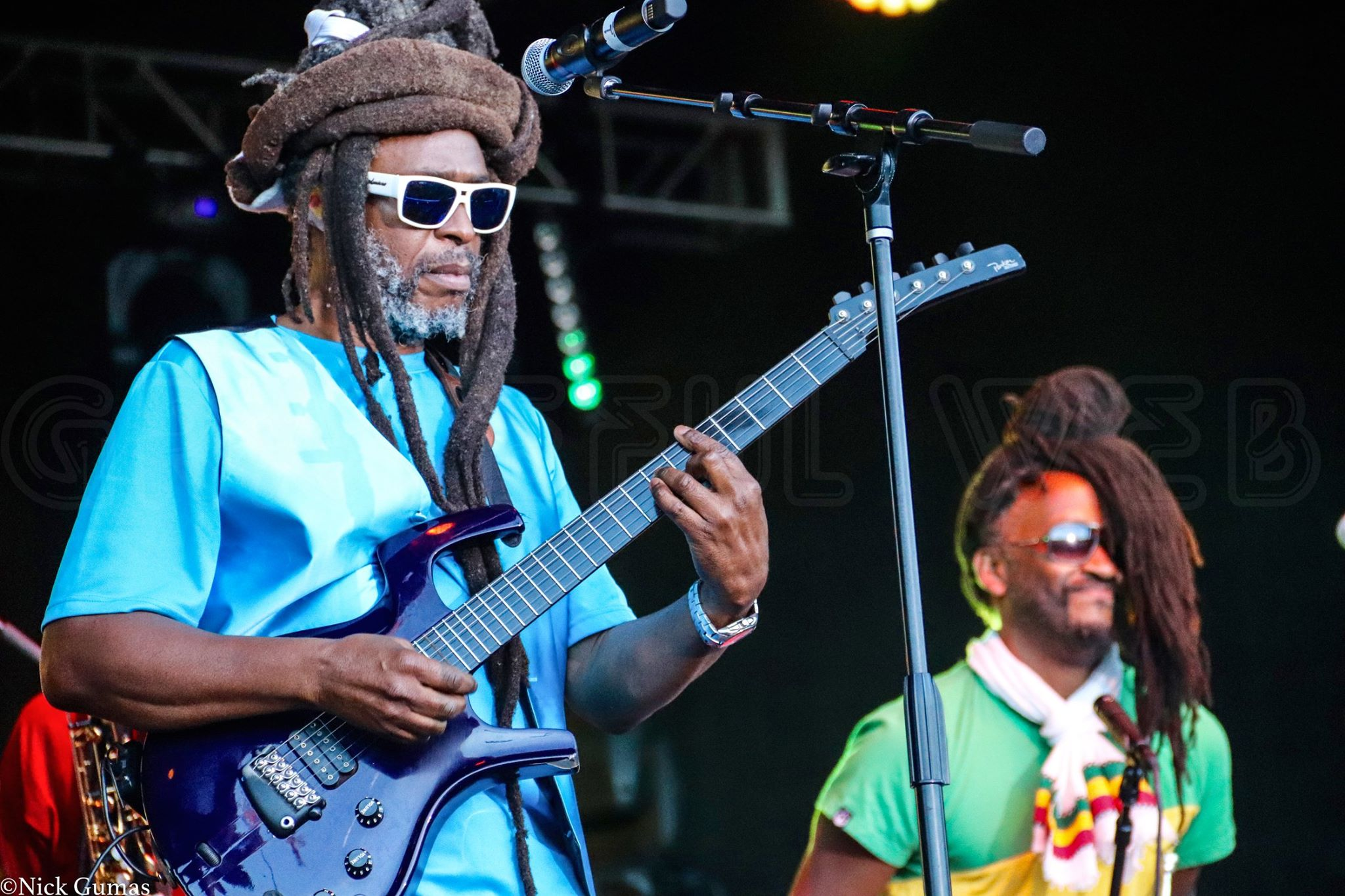Steel Pulse | Cali Roots Music & Arts Festival