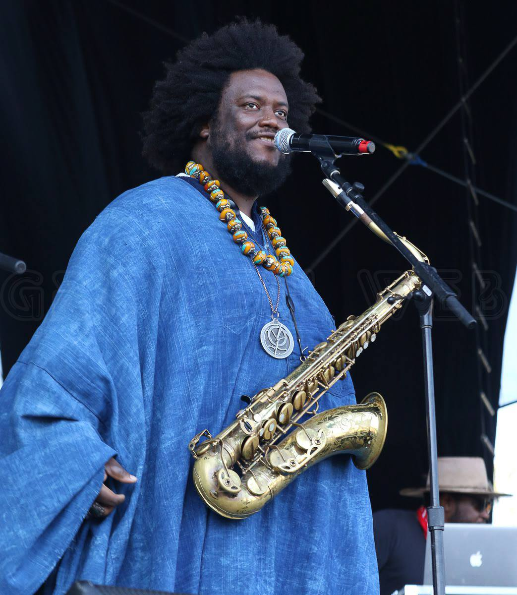 Kamasi Washington | Arroyo Seco Weekend