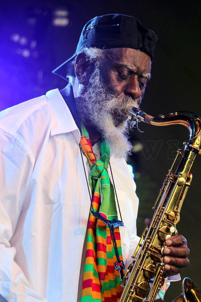 Pharoah Sanders | Arroyo Seco Weekend