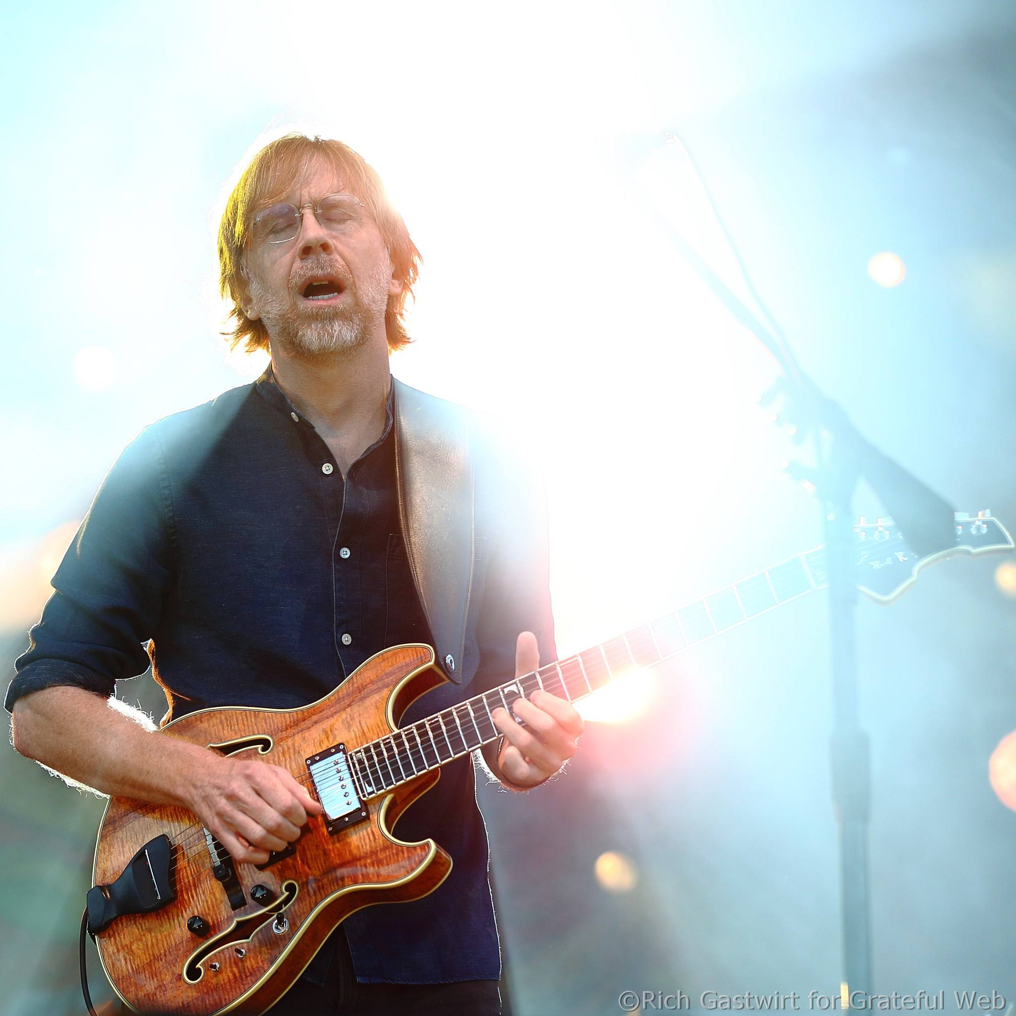 Trey Anastasio | Levitate Music and Arts Festival
