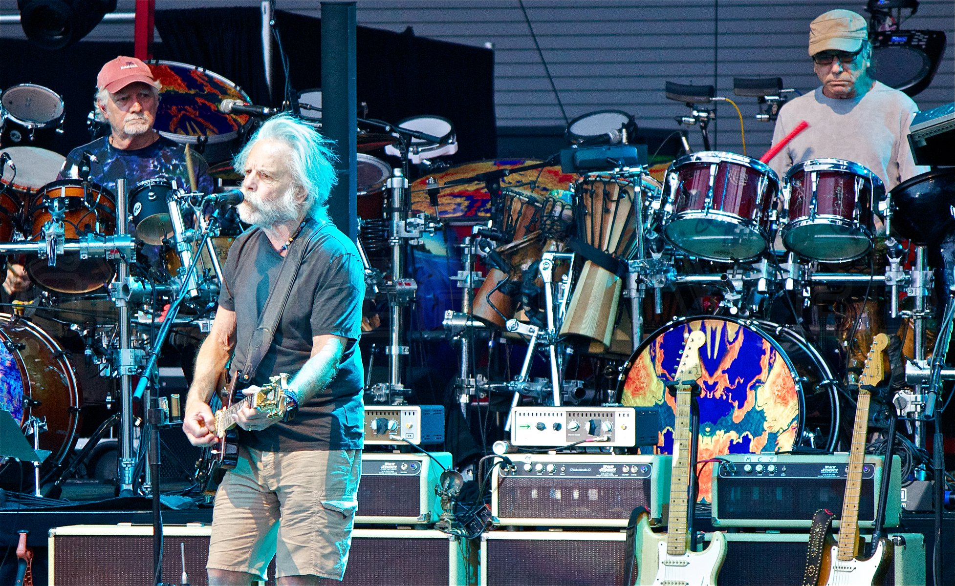 Bill, Bob & Mickey | Isleta Amphitheater