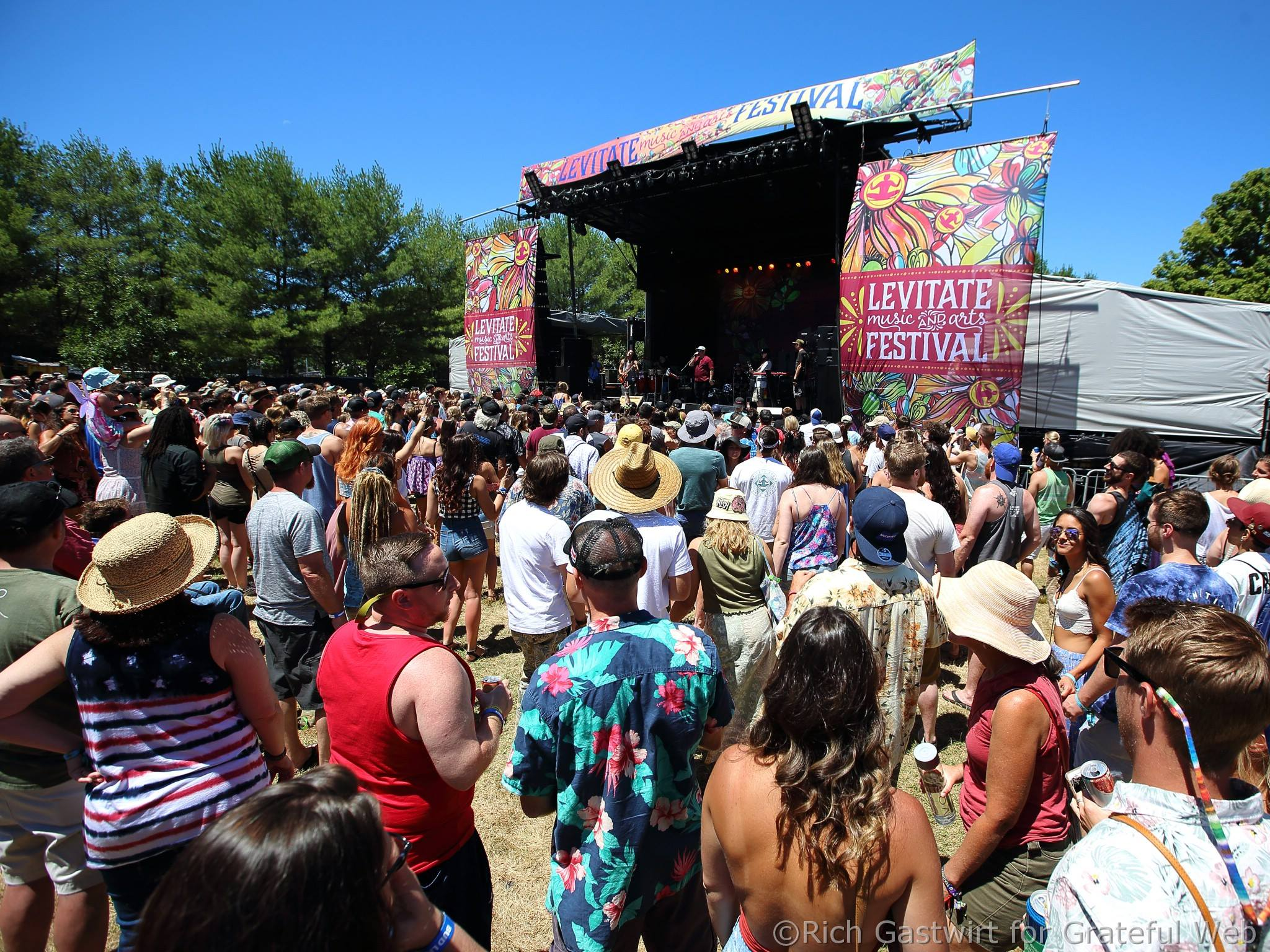 Levitate Music and Arts Festival