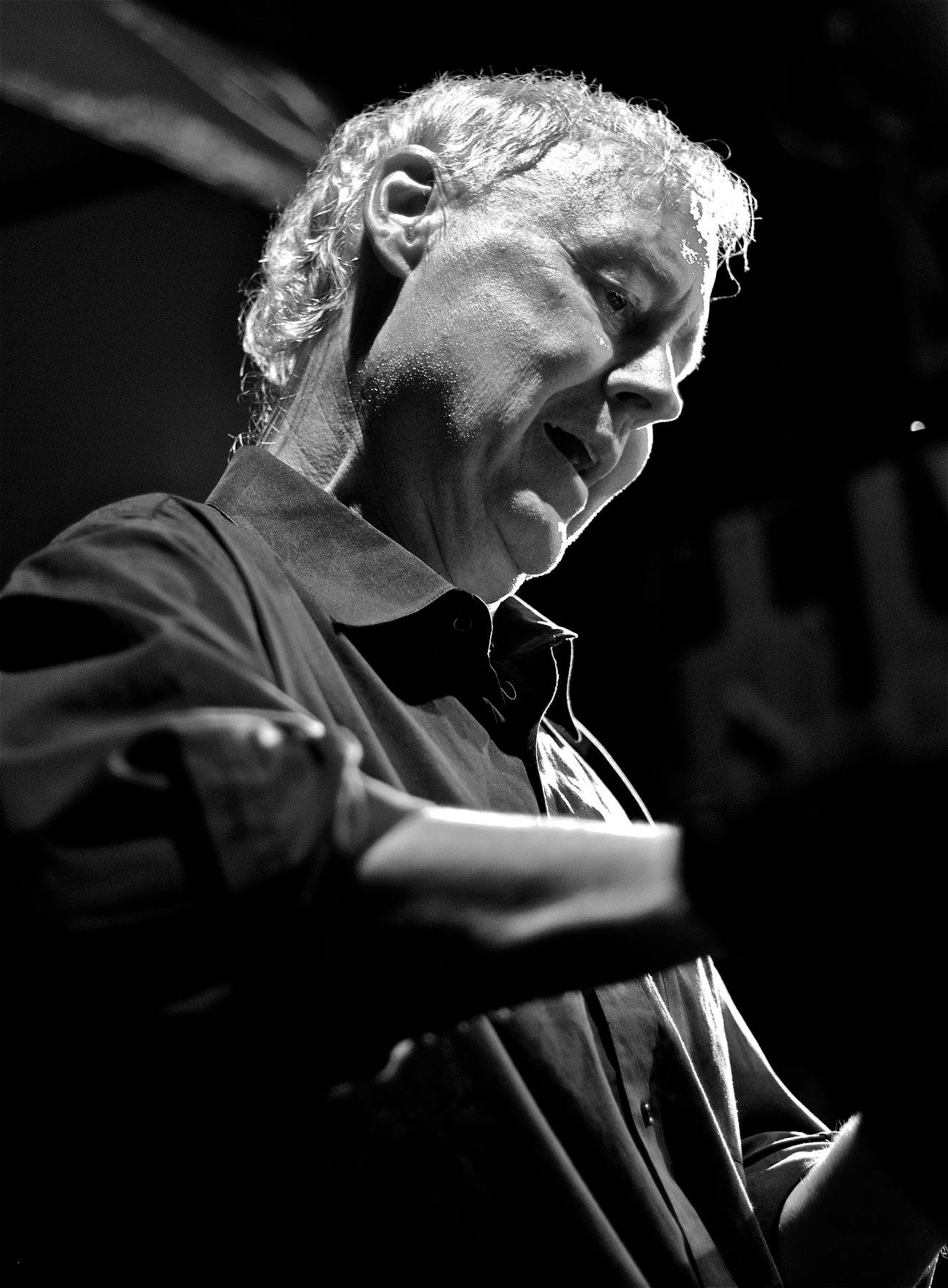 Bruce Hornsby @ The Mish