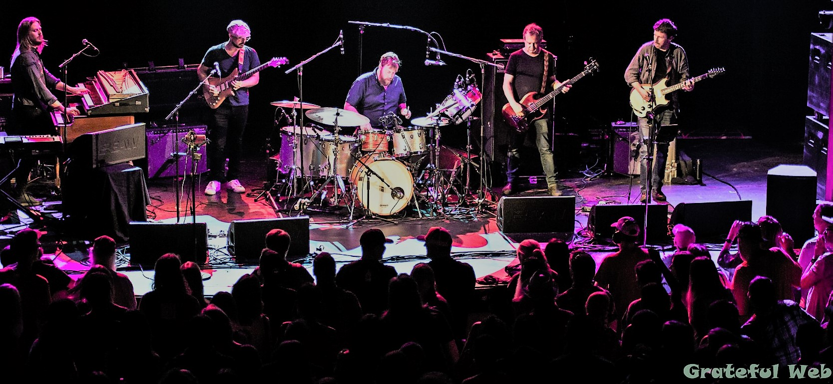 Joe Russo's Almost Dead | Eugene, Oregon