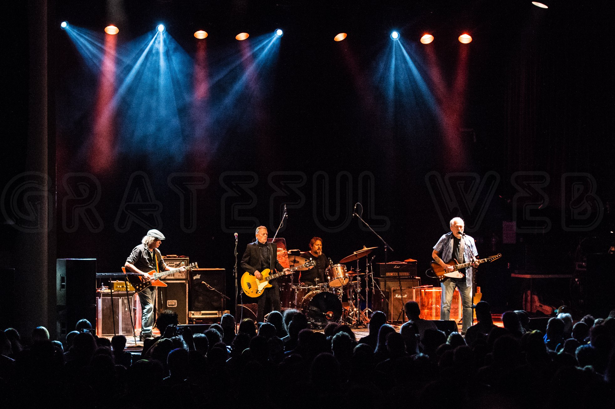 Hot Tuna with Steve Kimock | McDonald Theater | Eugene, OR