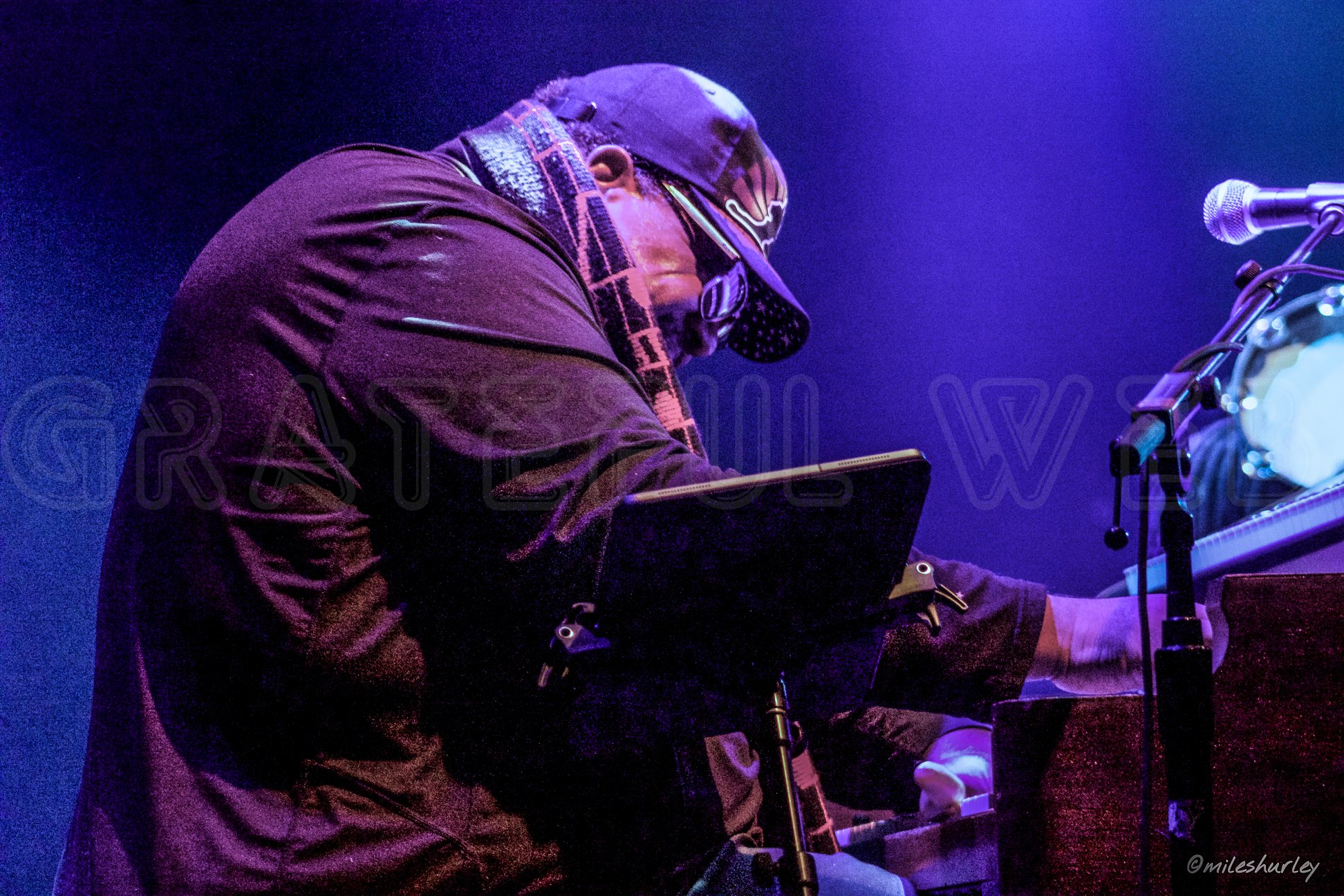 Melvin Seals | The Capitol Theatre