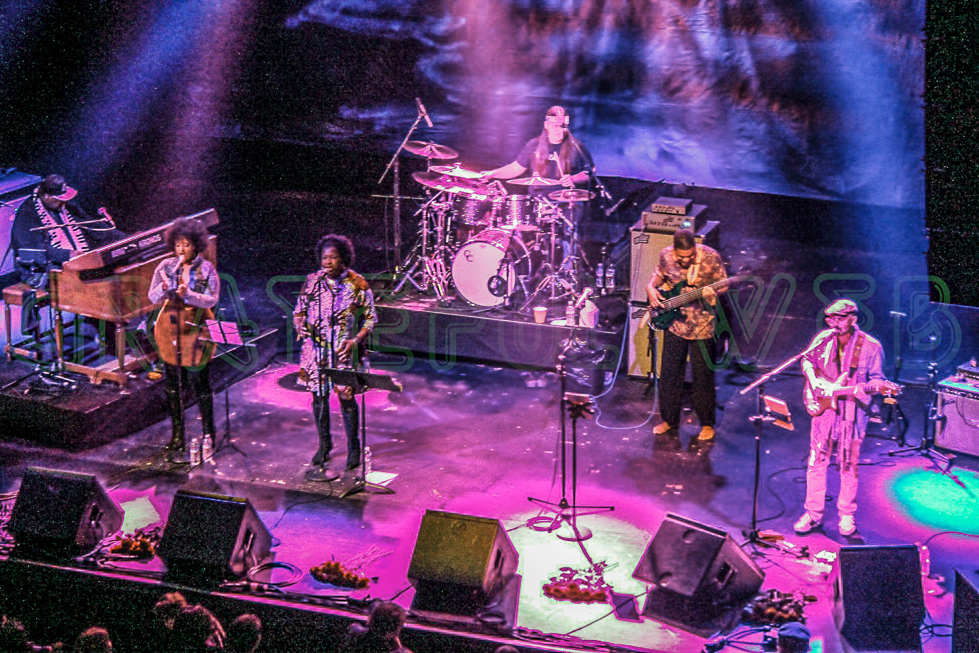 Like a Road Leading Home: Tribute to Jerry Garcia | The Warfield | photo by Dylan Muhlberg