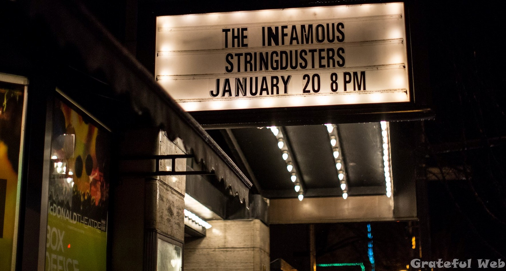 Infamous Stringdusters | McDonald Theater